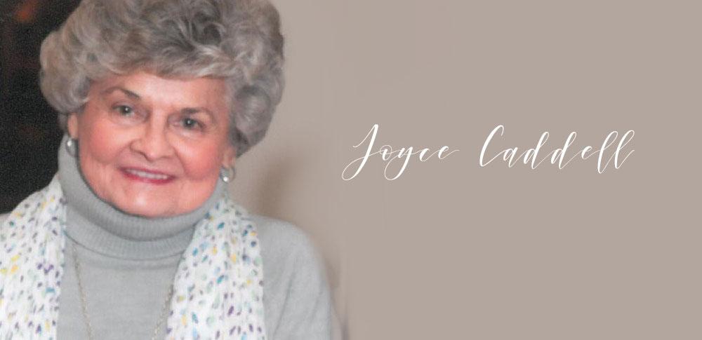 Caddell Construction Celebrates the Life of Joyce Caddell