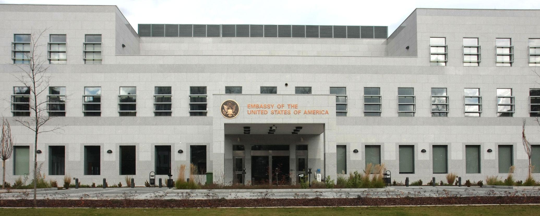 Caddell Construction Project - U.S. Embassy in Sarajevo,Bosnia