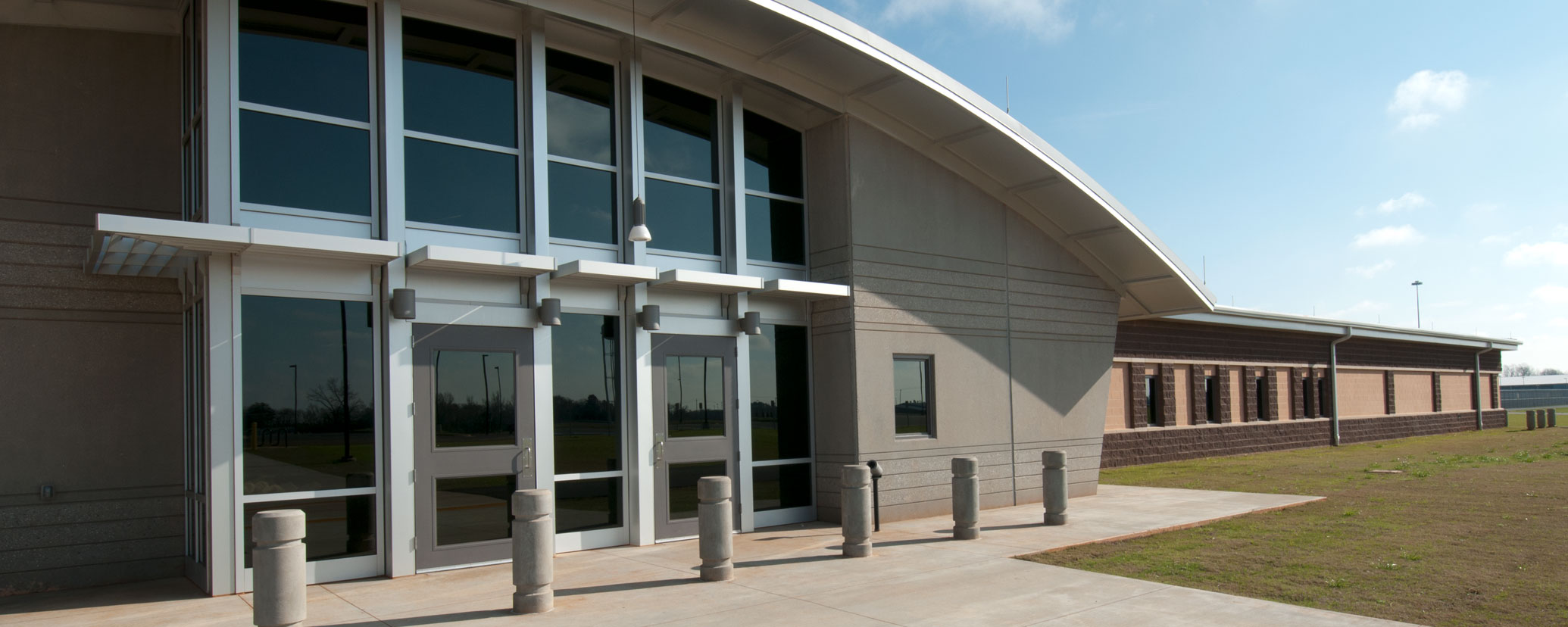Caddell Construction GC on Aliceville Federal correctional institute