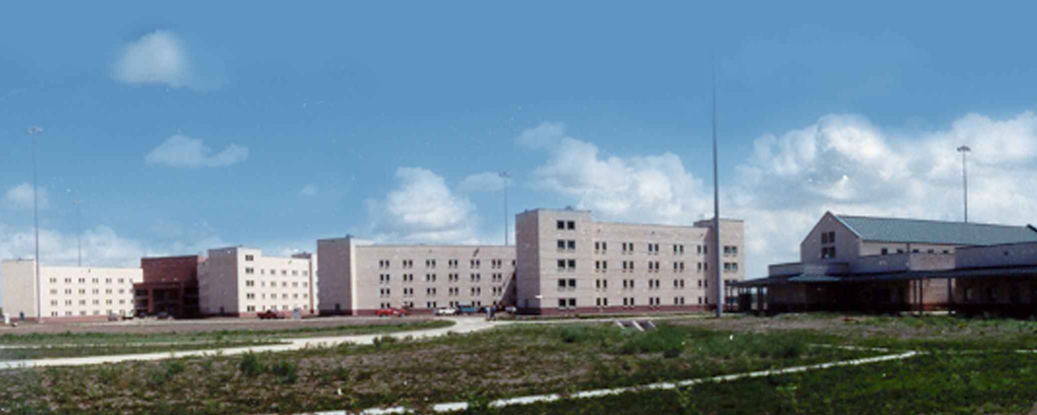 Caddell Construction - U.S Penitentiary and Federal Prision Camp- Beaumont, TX