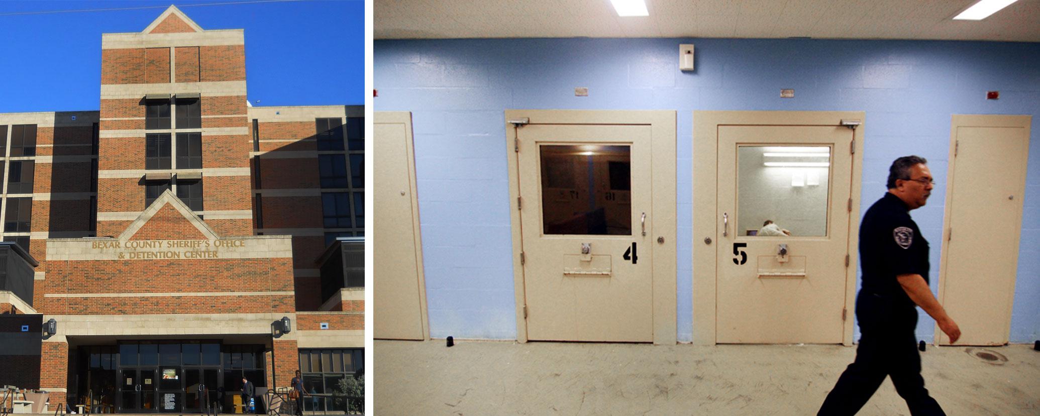 Caddell Construction - Bextar County Detention Center