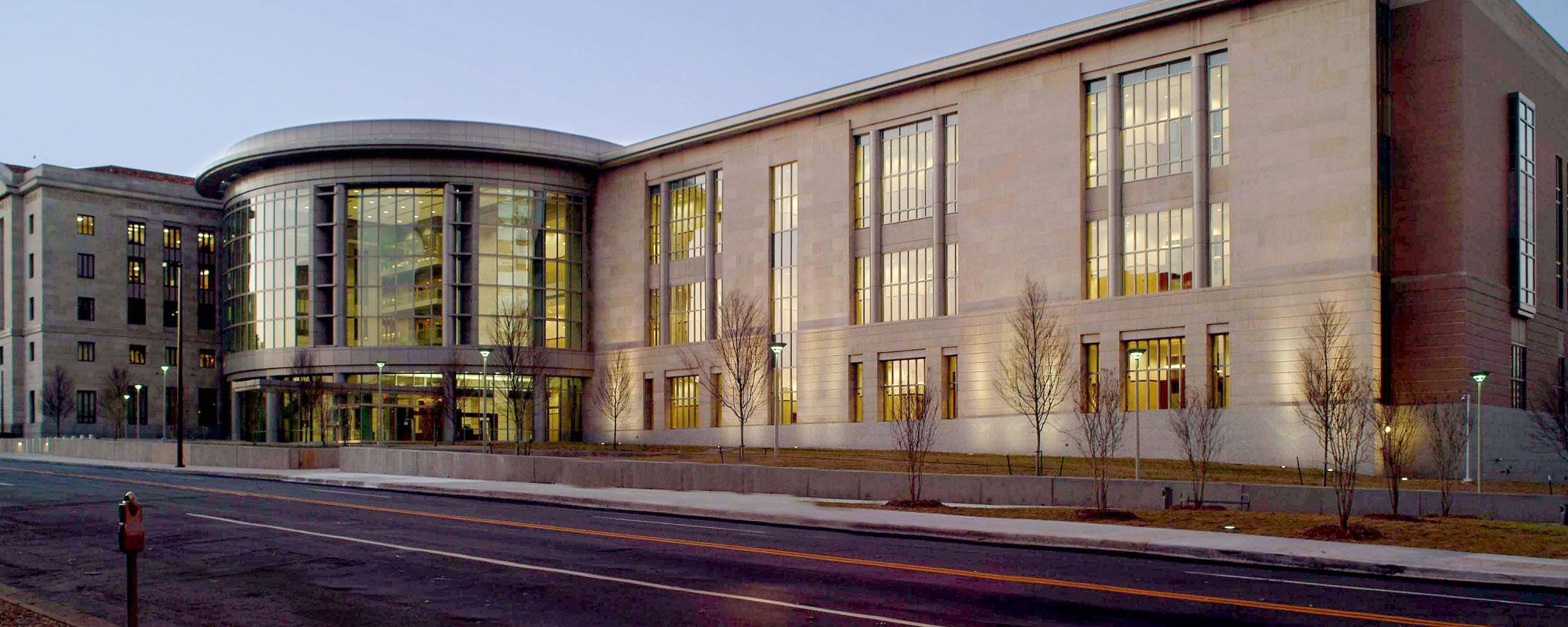 Caddell Construction - U.S. Courthouse, Little Rock, AR