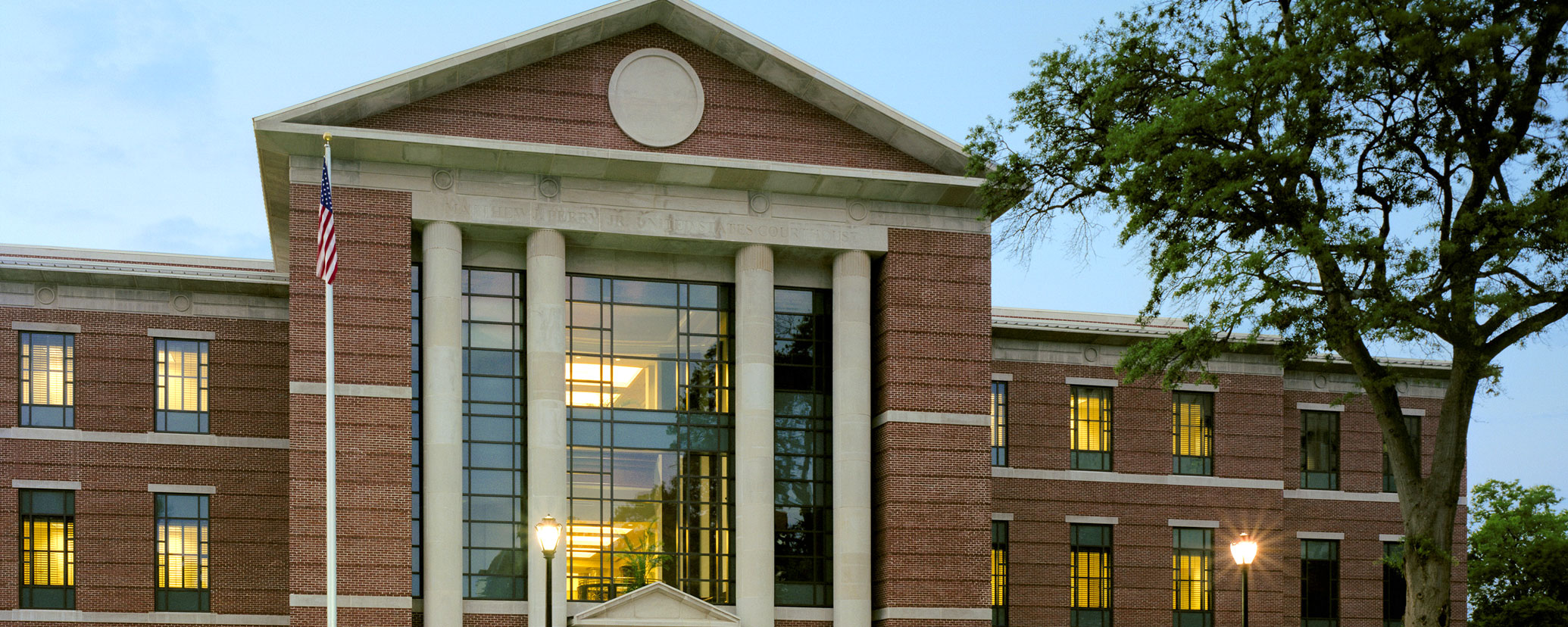 Caddell Construction- U.S. Courthouse Columbia, SC