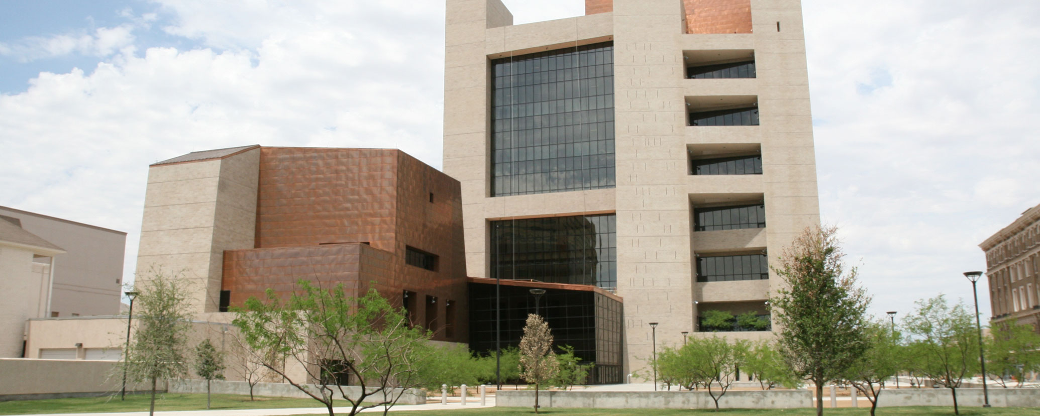 Caddell Construction- U.S. Courthouse El Paso, TX