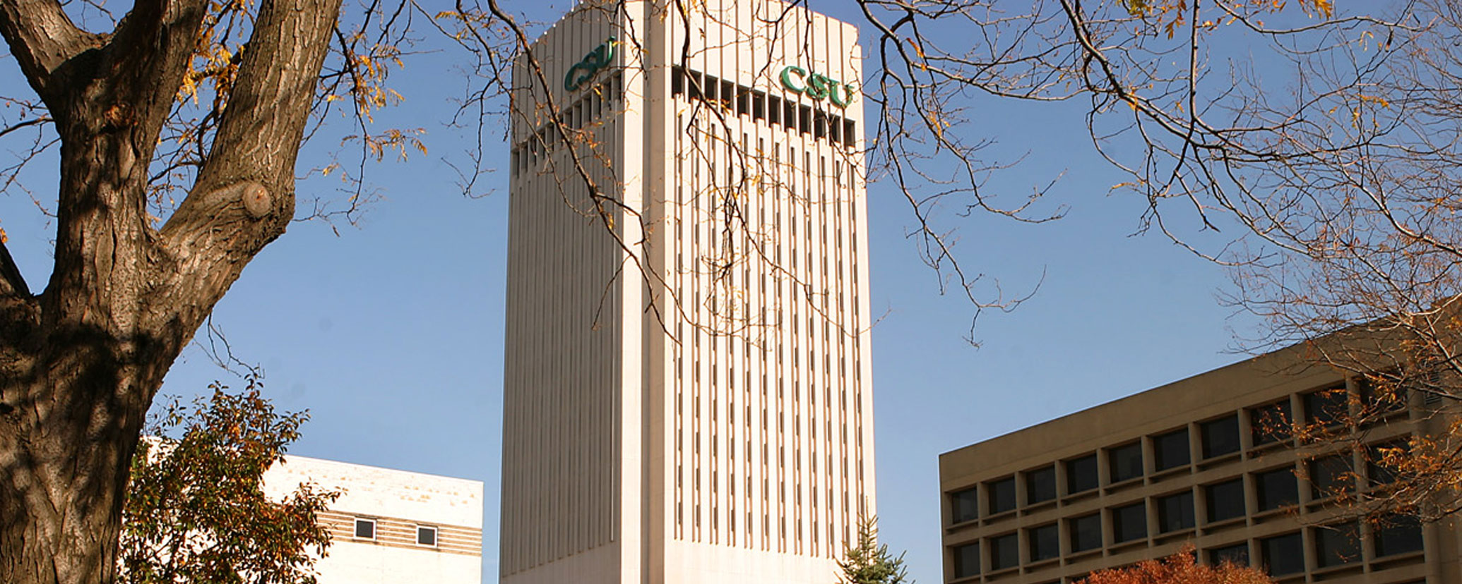Caddell Construction   Library & Office Bldg. at CSU