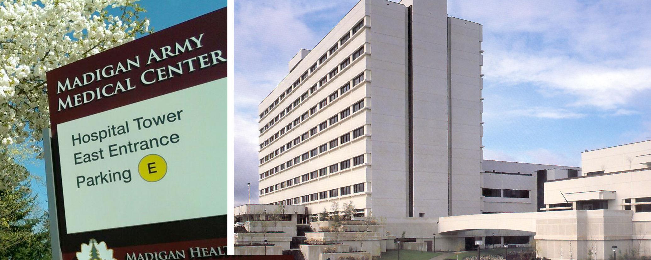 Madigan Army Medical Center | Caddell Construction