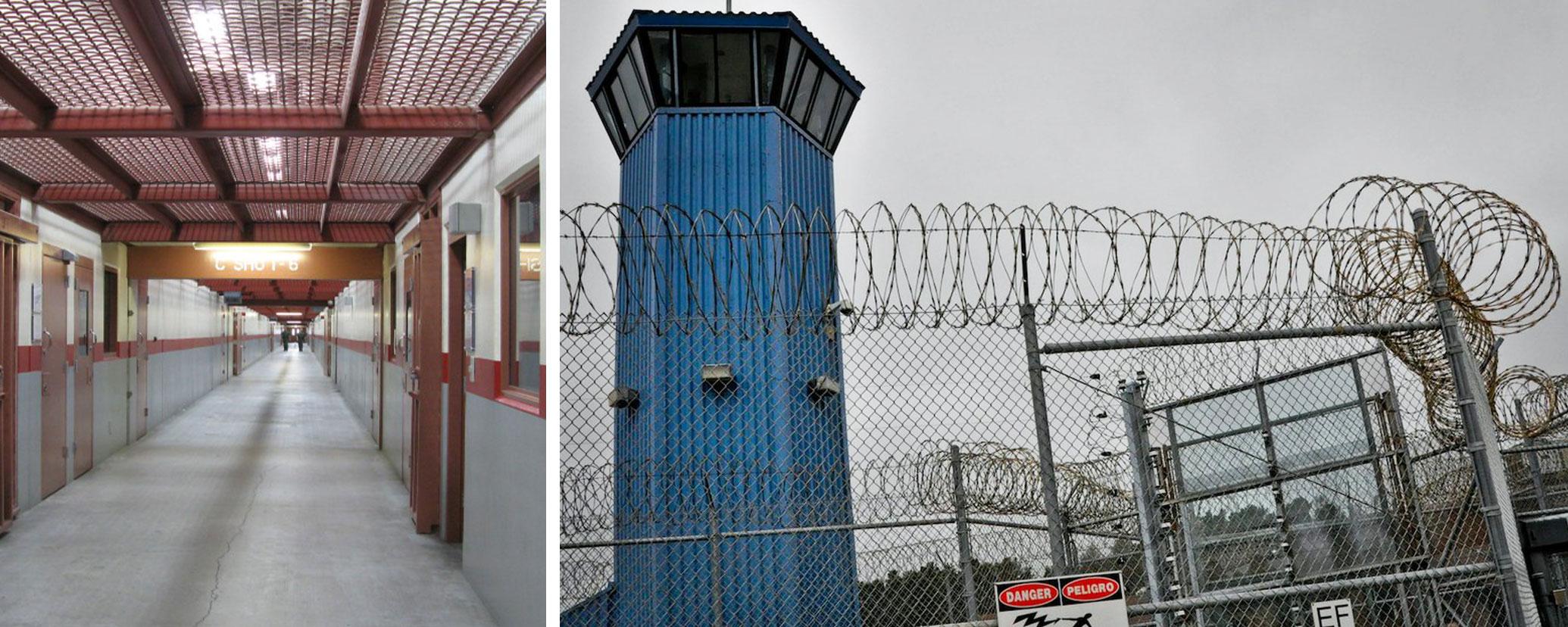 Caddell Construction - Pelican Bay State Prison Crescent City / Del Norte County, CA