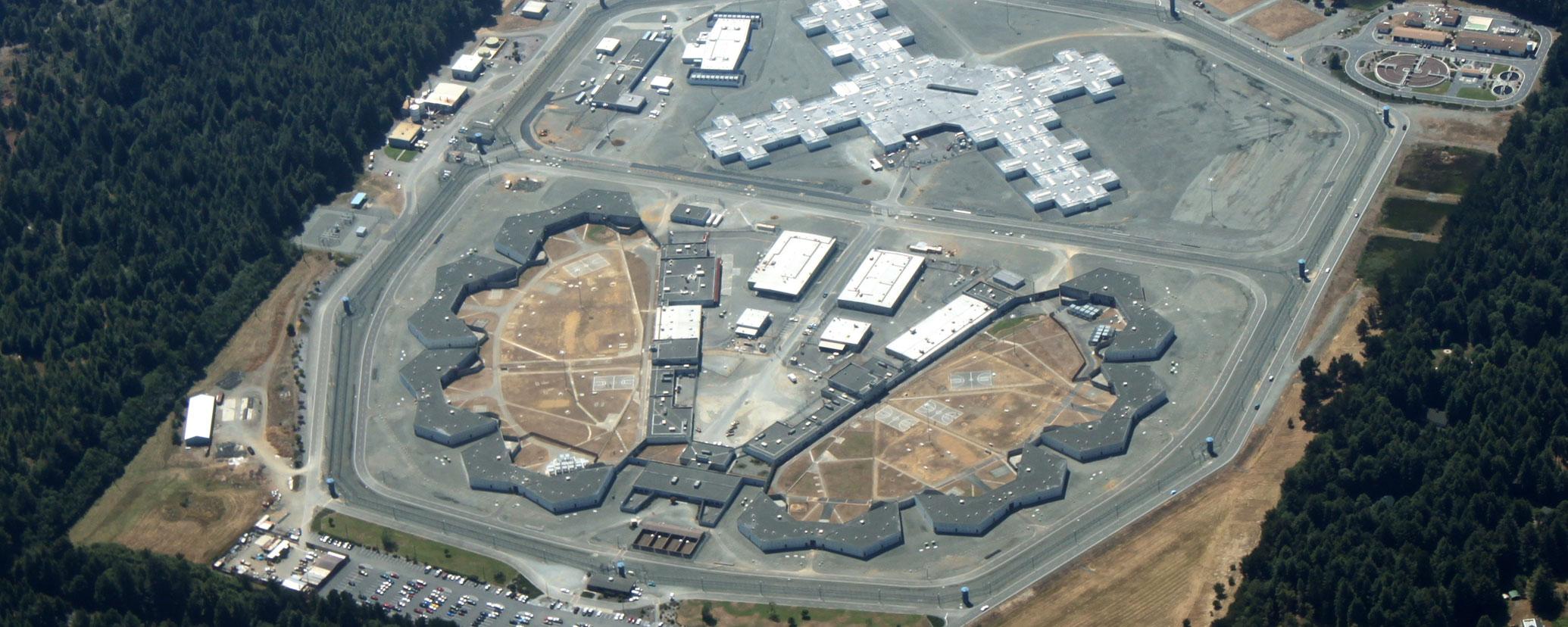 Caddell Construction -Pelican Bay State Prison Crescent City / Del Norte County, CA