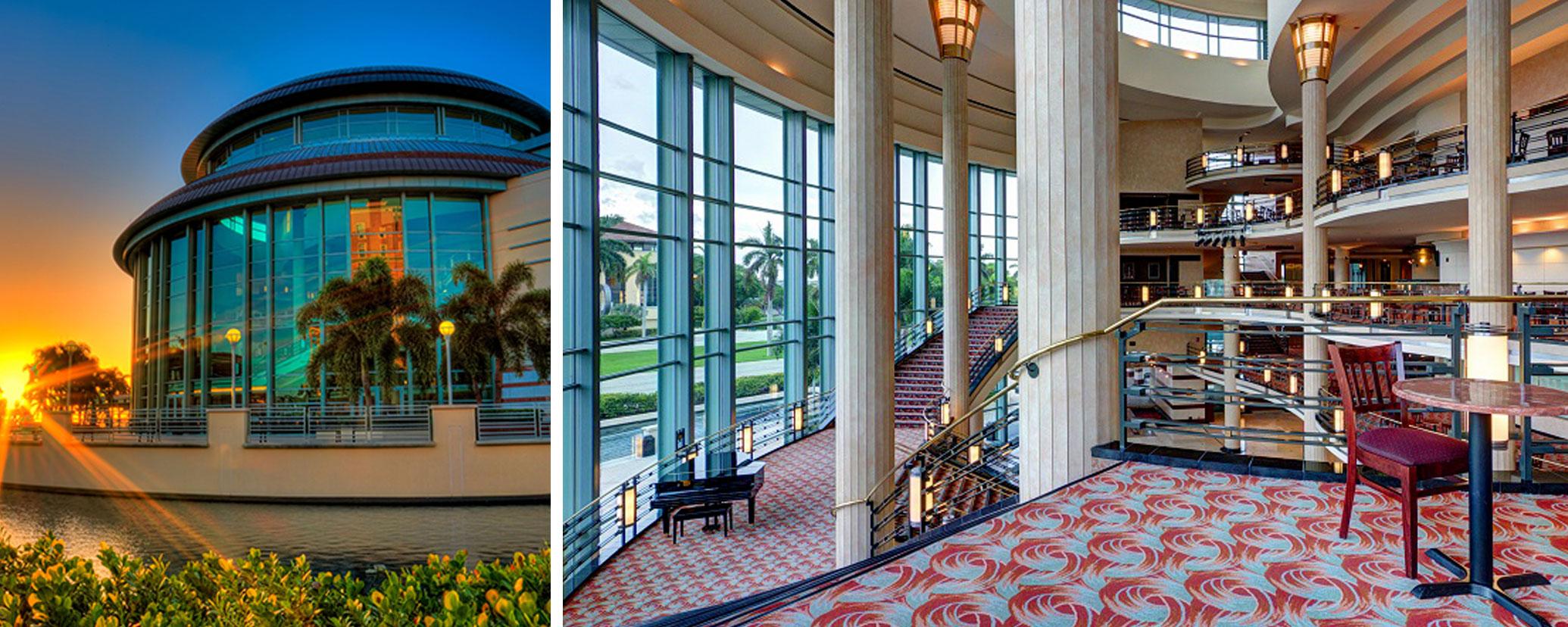 Caddell Construction - Raymond F. Kravis Center for Performing Arts, West Palm Beach, FL