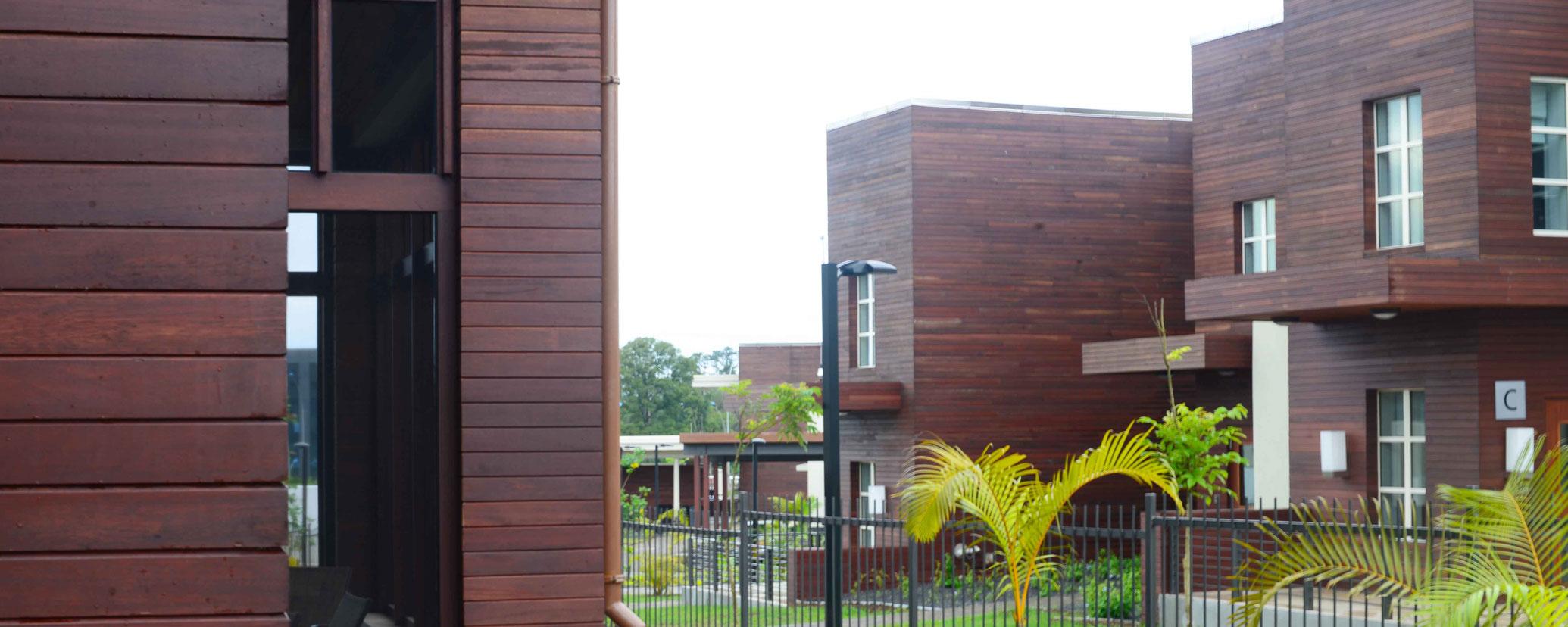 Caddell Construction project - Malabo Apartments Malabo, Equatorial Guinea