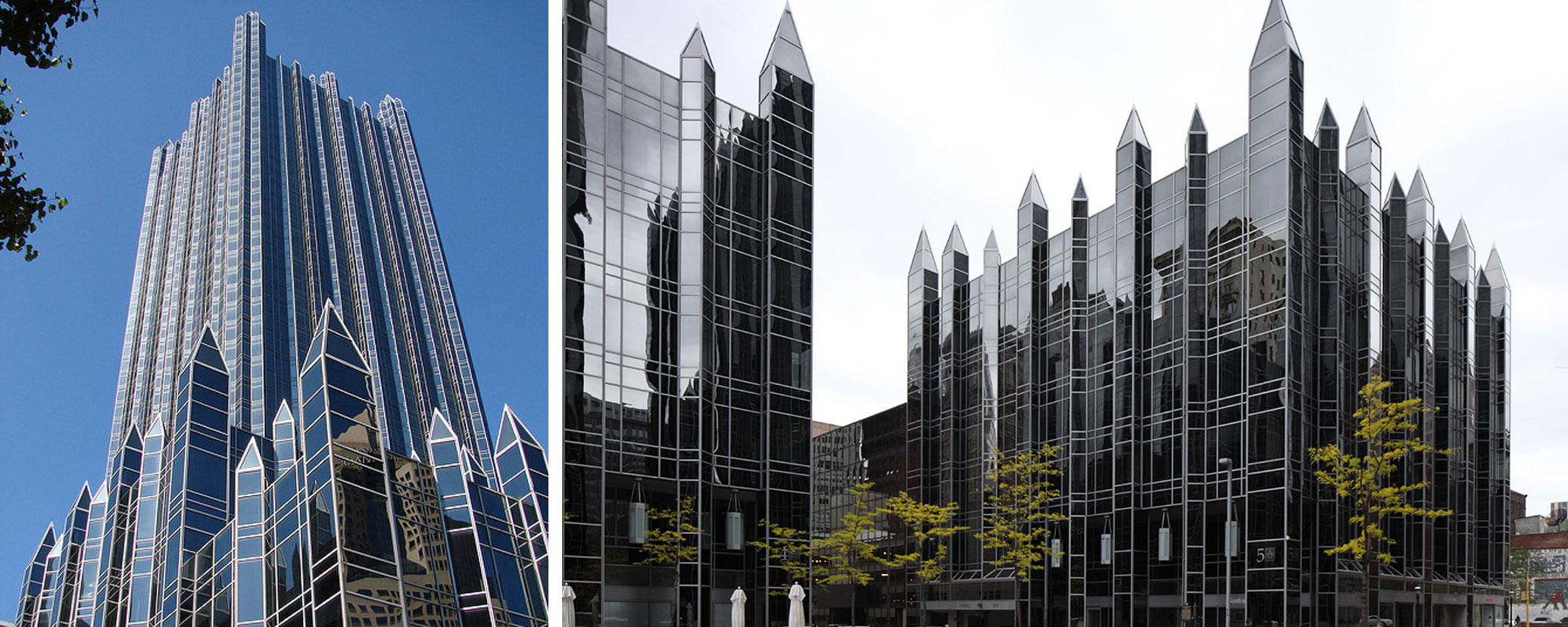 Caddell Construction PPG Tower and Corporate Headquarters Complex in Pittsburg, PA