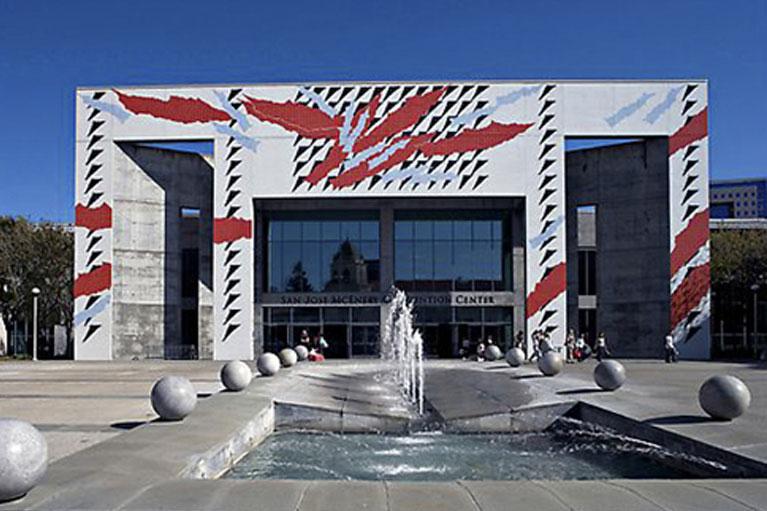 Caddell Construction Project - San Jose Convention Center in San Jose California