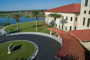 Caddell Construction Project - New Clinic at MacDill AFB, FL