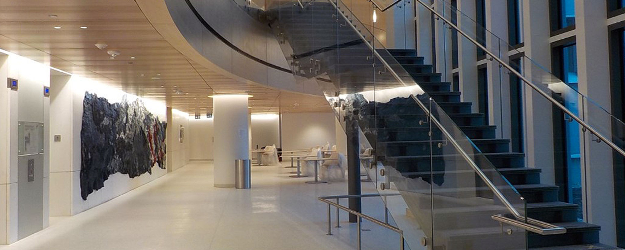 Caddell Construction - New U.S. Embassy in The Hague, Netherlands