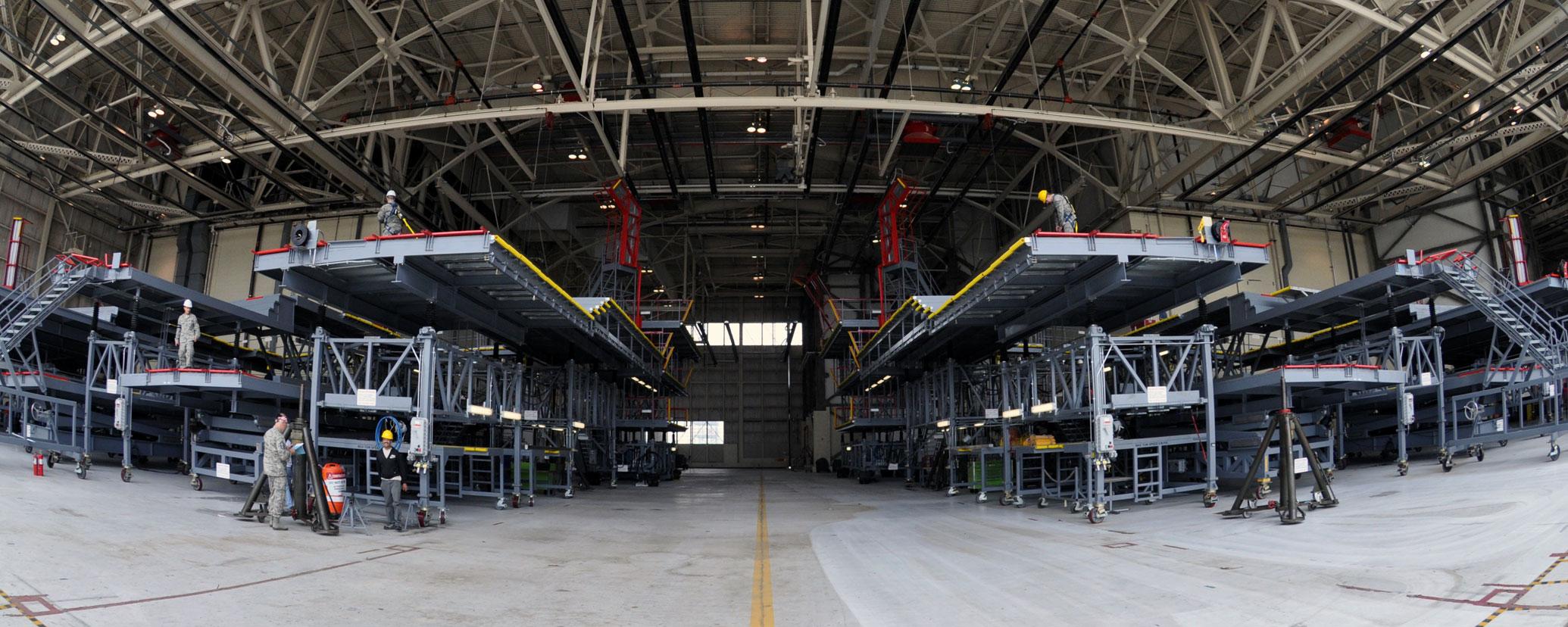 C 5a Hangar Westover Afb Ma Caddell Construction Co Llc