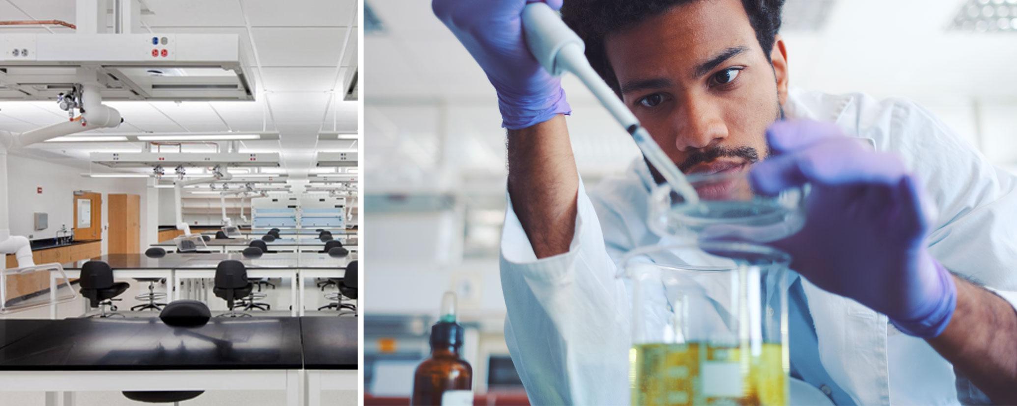 Virology Laboratory Center For Disease Control Atlanta Ga