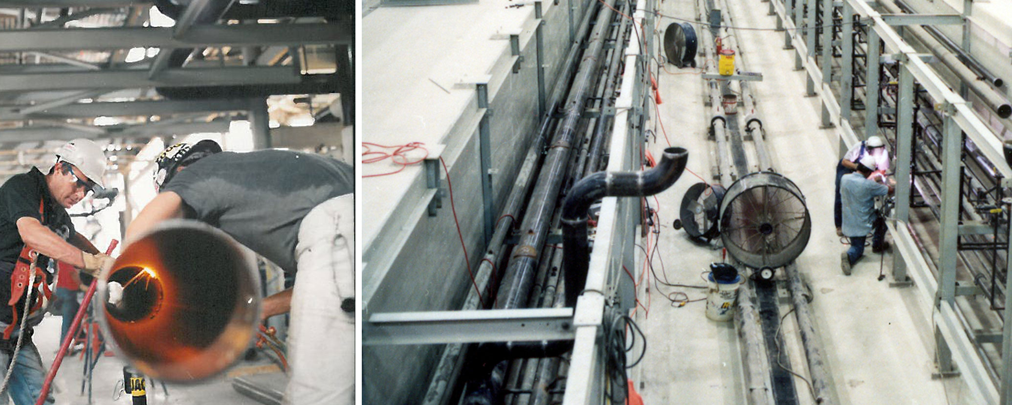 Piping, Mechanical & Various Finish TradesBridgestone-Firestone