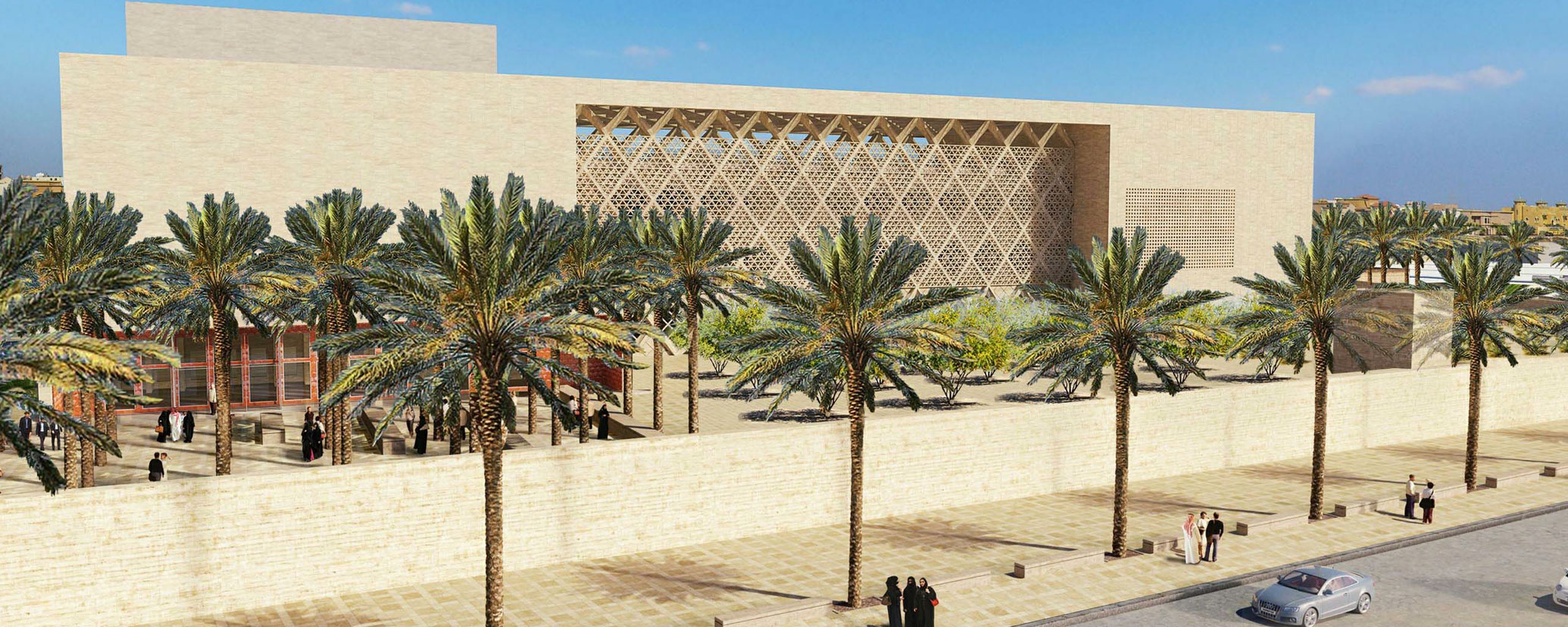 U S  Consulate Dhahran, Saudi Arabia - Caddell Construction Co , LLC