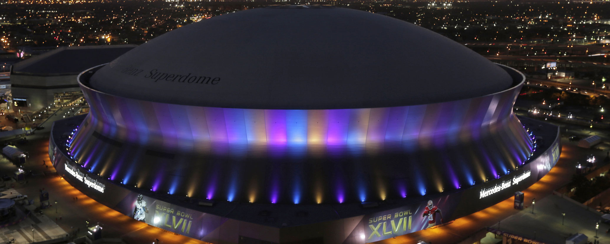 Caddell Construction   Super Dome, New Orleans ...